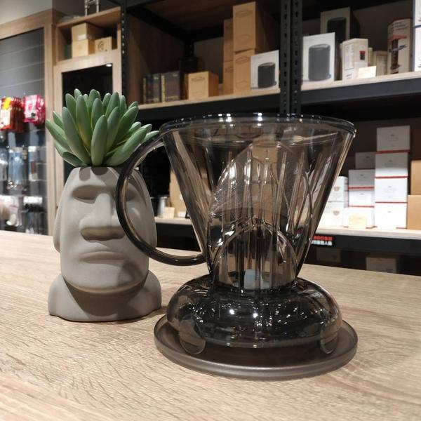 【沐湛咖啡】Mr.Clever Dripper 聰明濾杯 套裝組 500ml (L號) 贈濾紙100張