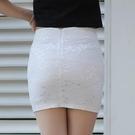 半身裙    一步裙半裙蕾絲包臀裙高腰修身職業短裙彈力包裙
