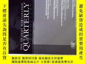 二手書博民逛書店the罕見US Army War College Quarterly 08 2016 軍事季刊Y14610