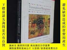 二手書博民逛書店跨國經營管理罕見第四版 Transnational Manage