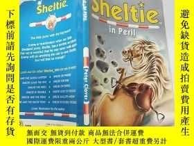 二手書博民逛書店sheltie罕見in peril 謝爾蒂危在 旦 夕Y200392
