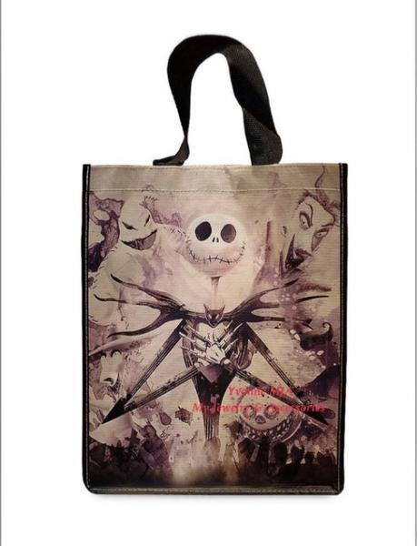 *Yvonne MJA* 美國迪士尼 預購區 限定正品 聖誕夜驚魂 Jack 傑克 斯金爾頓 萬用手提購物袋