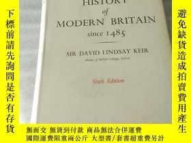 二手書博民逛書店the罕見constitutional history of m