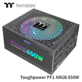 Thermaltake 曜越 Toughpower PF1 ARGB 850W 80PLUS 白金 全模組 電源供應器 PS-TPD-0850F3FAPx-1