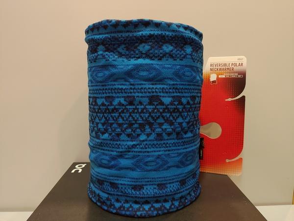 Buff Original 西班牙頭巾 雙面POLAR保暖頭巾-湖光藍紋 (BF115320-792)