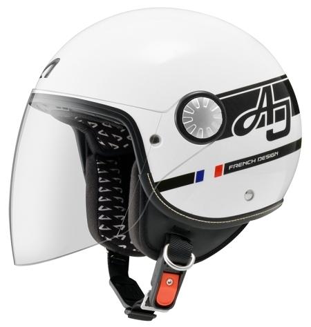 ASTONE安全帽,AJ(228),AW15/白黑