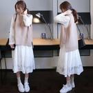 漂亮小媽咪 二件式洋裝 【DS5229】...