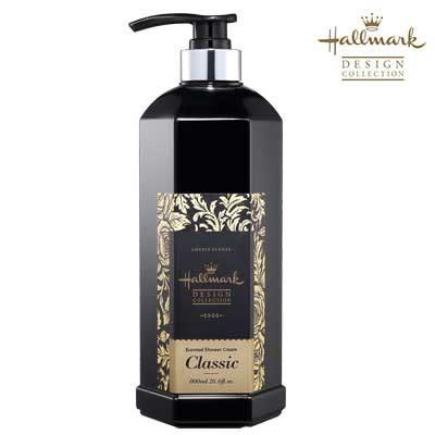 【Hallmark】祕密花園珍藏香水沐浴乳 800ml -經典香水