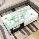 桌布防水pvc水晶板餐桌家用網紅3D軟質玻璃茶幾墊桌墊防水防燙厚