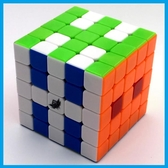 ?旋風小子魔方五階 實色順滑5節魔方 專業比賽專用5級介魔方