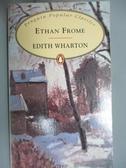 【書寶二手書T6/原文小說_NND】Ethan Frome (Penguin Popular Classics)_Edith Wharton