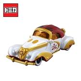 【日本正版】TOMICA 米奇 金色老爺車 玩具車 夢幻之星III Disney motors 多美小汽車 - 133636