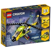 樂高積木 LEGO《 LT31092 》創意大師 Creator 系列 - 直升機探險╭★ JOYBUS玩具百貨