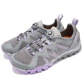Merrell 戶外鞋 Tetrex Rapid Crest 越野 慢跑 透氣 運動鞋 紫 灰 女鞋【PUMP306】 ML12854