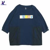 【秋冬新品】American Bluedeer - 方塊鹿刺繡衣  秋冬新款