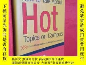 二手書博民逛書店How罕見to Talk About Hot Topics on