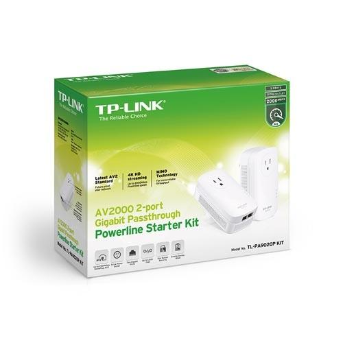 TP-LINK TL-PA9020P KIT (雙) 電網通