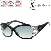YSL時尚太陽眼鏡 YSL6142-SYV (無盒)