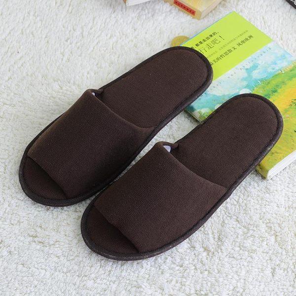 [超豐國際]賓館客房一次性拖鞋居家居露趾拖鞋夏季酒店用品軟底