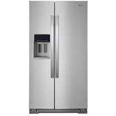 含標準安裝/舊機回收 Whirlpool  惠而浦 WRS588FIHZ 840L 對開門冰箱