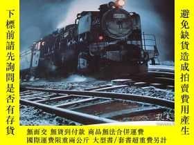 二手書博民逛書店Japanese罕見Steam Locomotive Photo book by KYOICHI HARA fro