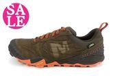 MERRELL男運動鞋 GORE-TEX ML23729 真皮登山健行鞋F8356#棕 零碼出清