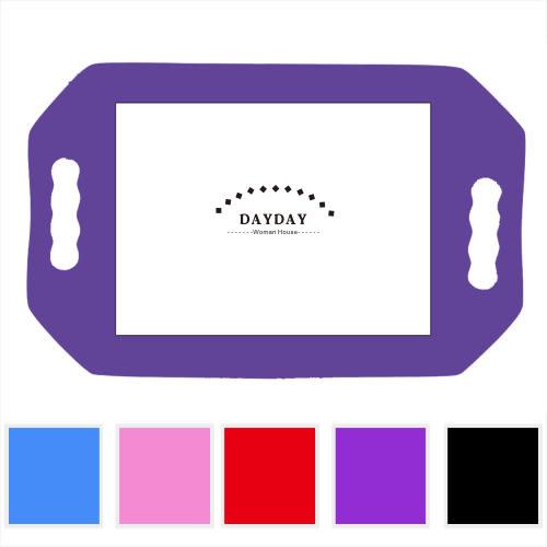 魔鏡!美髮沙龍 PVC泡棉框後照鏡-方型(五色) [86755]家庭美鏡