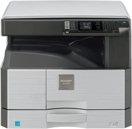 全新機SHARP AR-6020(黑白) A3夏普數位影印機 電腦USB雷射列表 A3彩色掃描