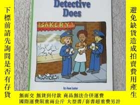 二手書博民逛書店What罕見Does a Detective Do?(Scott