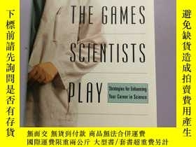 二手書博民逛書店Winning罕見the Games Scientists Pl