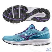 MIZUNO 美津濃  SPARK(W) 女慢跑鞋(藍*紫) 適合輕運動