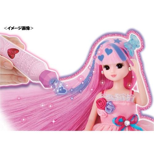 特價 莉卡娃娃 魔法變髮莉卡娃娃_LA88529