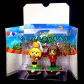 【Wii U週邊 可刷卡】☆ WiiU 動物之森 amiibo 慶典 amiibo 靜江 肯特 同捆組 ☆【台中星光電玩】