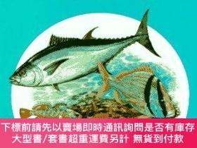 二手書博民逛書店Fishes:罕見A Guide to Fresh and Salt Water Species (Golden
