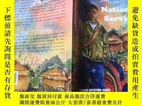 二手書博民逛書店Santrofi罕見on National Service (《為國民 的桑特羅菲》英文原版)Y168754