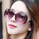 新款太陽鏡女高清防紫外線圓臉太陽眼鏡女士墨鏡女防曬