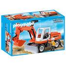 playmobil 建築工程系列 挖土機...