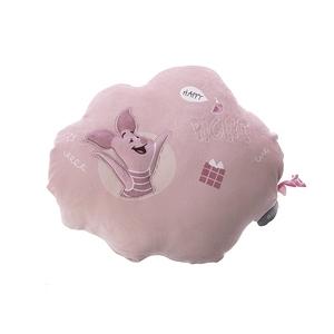 HOLA 迪士尼系列雲朵造型手插枕-小豬