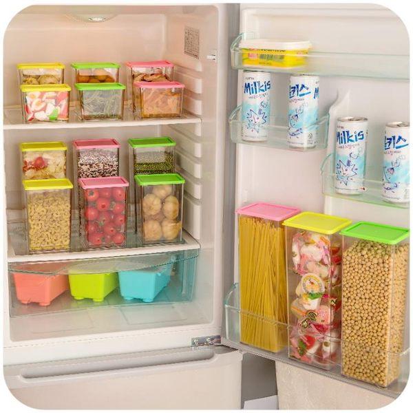[超豐國際]食品保鮮盒儲物罐五谷雜糧儲存罐廚房塑料罐子收納盒密封罐