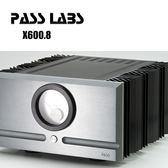 【竹北音響勝豐群】PASS X600.8  後級擴大機  最新科聲學巔峰!X-600.8