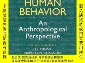 二手書博民逛書店Adaptation罕見And Human Behavior-適應與人類行為Y443421 Lee Cronk