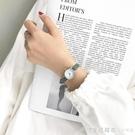 考試專用手錶女中學生韓版簡約小清新復古細帶小巧ins原宿學院風 美眉新品