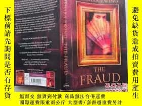 二手書博民逛書店THE罕見FRAUD BARBARA EWINGY9532 見圖