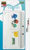New 3DSLL 卡匣主機殼 精靈寶可夢