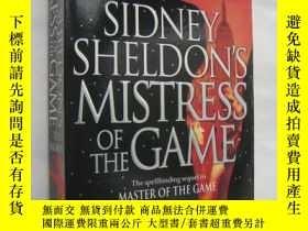 二手書博民逛書店Sidney罕見Sheldon s Mistress of Th