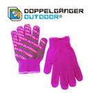 日本 DOPPELGANGER 鐵沙掌耐高溫手套(粉紅) GL1-228 露營│戶外
