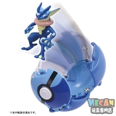 PokeDel-Z 潛水球 (甲賀忍蛙) 精靈寶可夢 Pokemon 14557