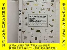 二手書博民逛書店dolphin罕見media book catalogue 20
