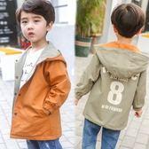 男童外套春裝2018新款韓版兒童