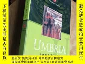 二手書博民逛書店UMBRIA:SMALL罕見TOWNS IN THE PROVI